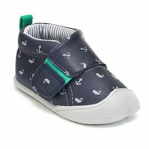 Boys Carter's Andy Every Step Early Walker 2 Navy